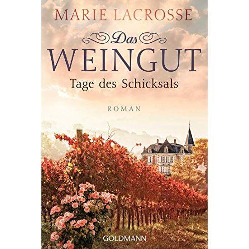 LaCrosse Das Weingut. Tage des Schicksals: Das Weingut 3 - Roman - Preis vom 28.02.2021 06:03:40 h