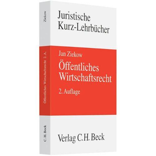 Jan Ziekow - Öffentliches Wirtschaftsrecht - Preis vom 03.12.2020 05:57:36 h
