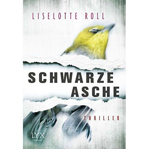 Liselotte Roll - Schwarze Asche - Preis vom 02.12.2020 06:00:01 h