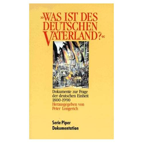 Peter Longerich - Was ist des Deutschen Vaterland? - Preis vom 06.05.2021 04:54:26 h