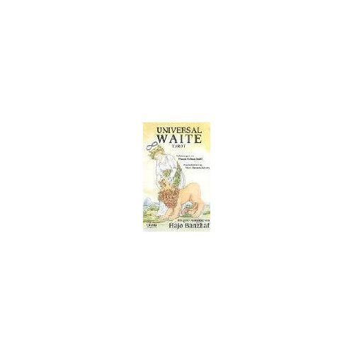 Hajo Banzhaf - Universal Waite Tarot - Preis vom 21.10.2020 04:49:09 h