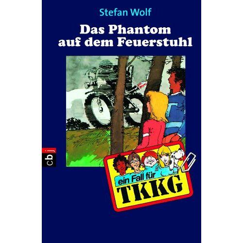 Stefan Wolf - TKKG - Das Phantom auf dem Feuerstuhl: Band 5 - Preis vom 20.10.2020 04:55:35 h