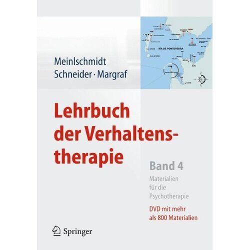 Gunther Meinlschmidt - Lehrbuch der Verhaltenstherapie: Band 4: Materialien für die Psychotherapie - Preis vom 26.10.2020 05:55:47 h