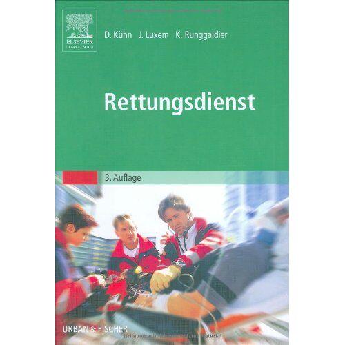 Dietmar Kühn - Rettungsdienst - Preis vom 16.04.2021 04:54:32 h