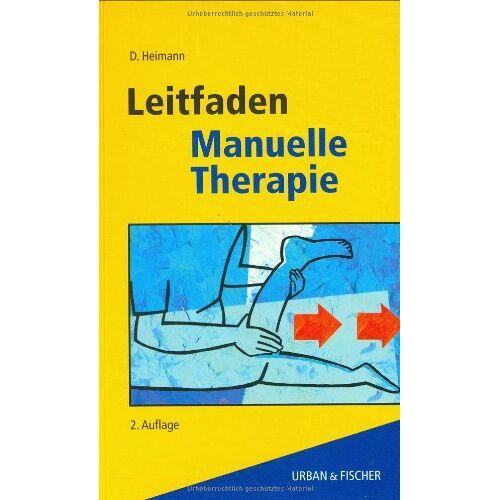 Dieter Heimann - Leitfaden Manuelle Therapie - Preis vom 27.02.2021 06:04:24 h