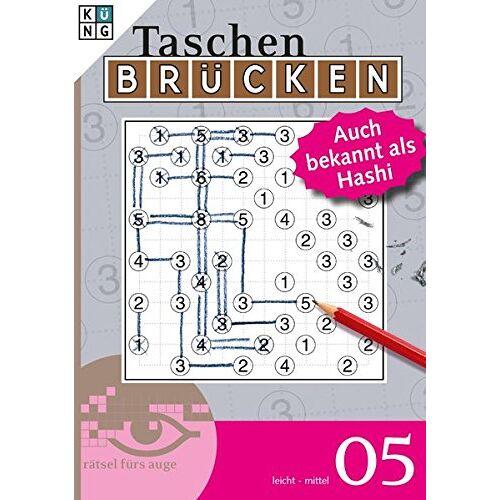 Conceptispuzzles - Brücken-Rätsel 05 - Preis vom 15.08.2019 05:57:41 h