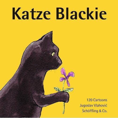 Jugoslav Vlahovic - Katze Blackie - Preis vom 05.03.2021 05:56:49 h