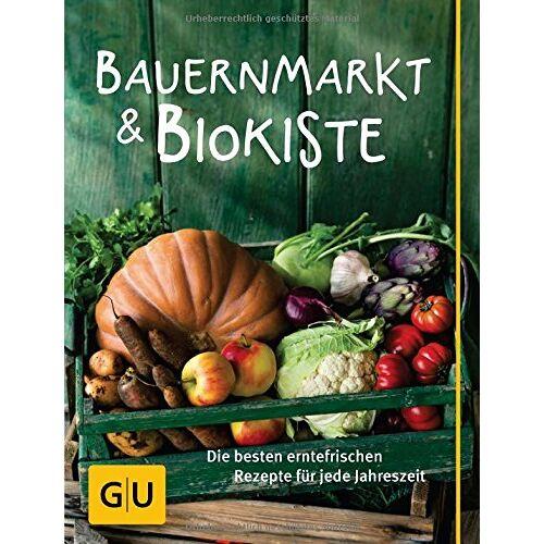 - Bauernmarkt und Biokiste: Die besten erntefrischen Rezepte für jede Jahreszeit (Die GU Grundkochbücher) - Preis vom 14.05.2021 04:51:20 h