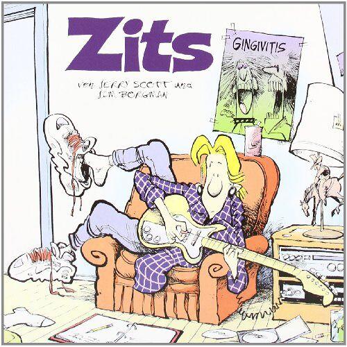 Jim Borgman - Zits 01. Trau keinem über 20 - Preis vom 14.04.2021 04:53:30 h