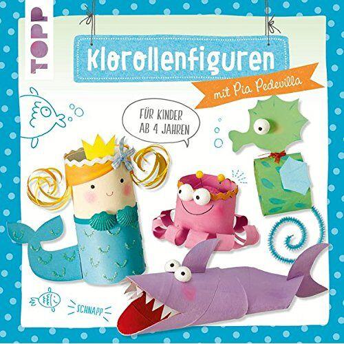 Pia Pedevilla - Klorollenfiguren: mit Pia Pedevilla. Für Kinder ab 4 Jahren - Preis vom 14.11.2019 06:03:46 h