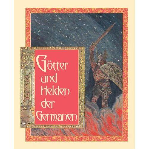 Max Koch - Götter und Helden der Germanen: Die Heldensagen der Germanen - Preis vom 18.04.2021 04:52:10 h