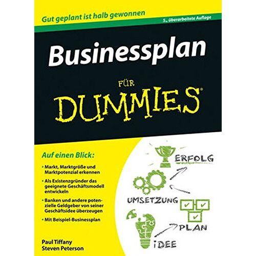 Paul Tiffany - Businessplan für Dummies - Preis vom 06.09.2020 04:54:28 h