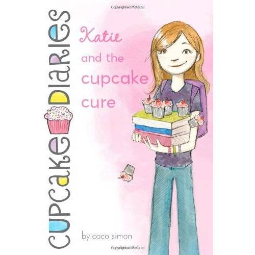 Coco Simon - Katie and the Cupcake Cure (Cupcake Diaries, Band 1) - Preis vom 14.01.2021 05:56:14 h