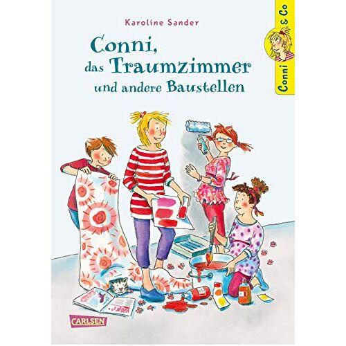 Karoline Sander - Conni & Co 15: Conni, das Traumzimmer und andere Baustellen - Preis vom 15.01.2021 06:07:28 h