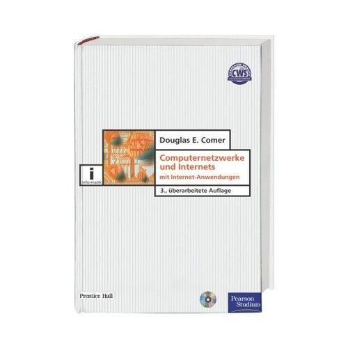 Comer, Douglas E. - Computernetzwerke und Internets (Pearson Studium - IT) - Preis vom 12.07.2020 05:06:42 h