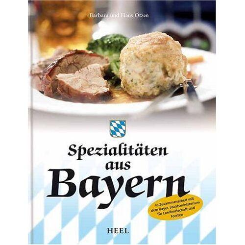Barbara Otzen - Spezialitäten aus Bayern - Preis vom 17.04.2021 04:51:59 h