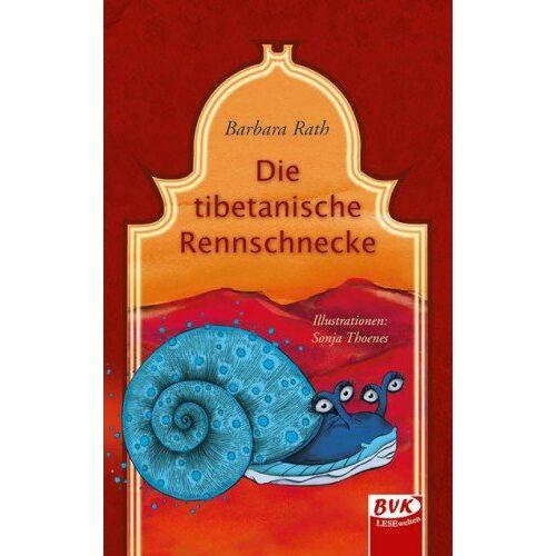 Barbara Rath - TB Die tibetanische Rennschnecke - Preis vom 22.04.2021 04:50:21 h