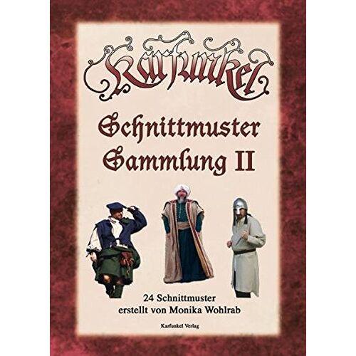 Monika Wohlrab - Schnittmuster Sammlung II - Preis vom 20.10.2020 04:55:35 h