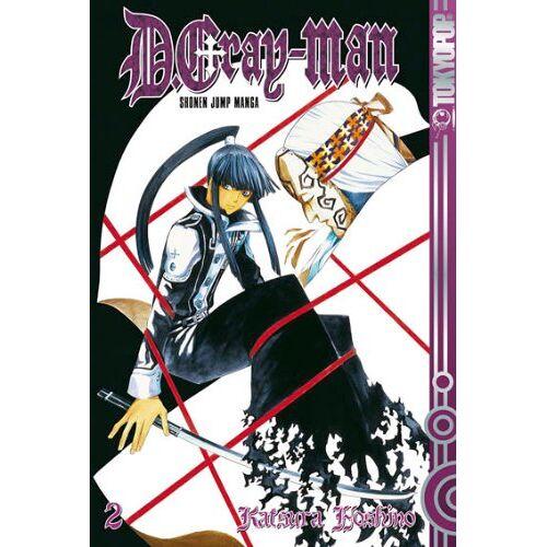 Katsura Hoshino - D.Gray-Man 02: Die Arie vom uralten Land und der einsamen Nacht - Preis vom 16.01.2021 06:04:45 h