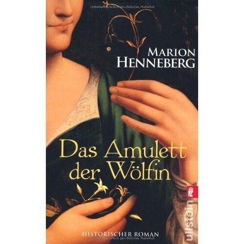 Marion Henneberg - Das Amulett der Wölfin - Preis vom 07.05.2021 04:52:30 h