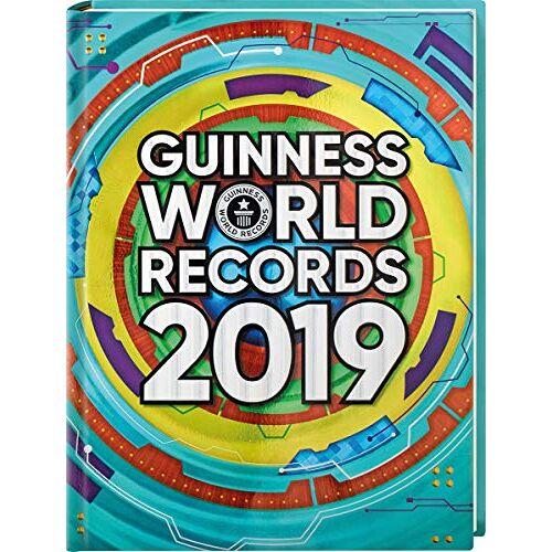 . Guinness World Records Ltd - Guinness World Records 2019 - Preis vom 18.01.2020 06:00:44 h