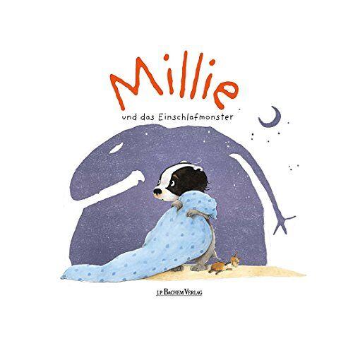 Brigitte Luciani - Millie und das Einschlafmonster - Preis vom 14.04.2021 04:53:30 h