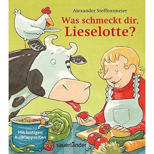 Alexander Steffensmeier - Was schmeckt dir, Lieselotte? - Preis vom 15.08.2019 05:57:41 h