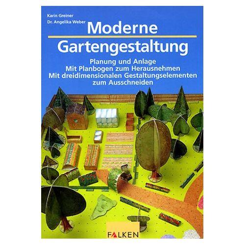 Karin Greiner - Moderne Gartengestaltung - Preis vom 08.05.2021 04:52:27 h