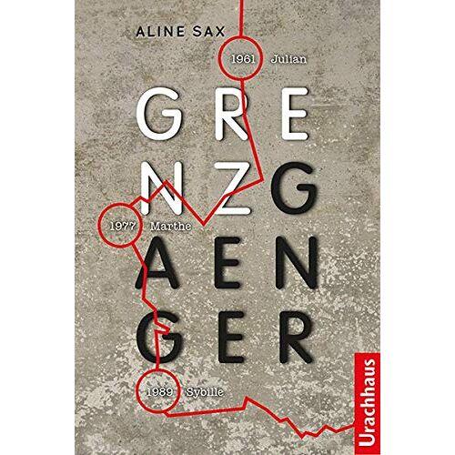 Aline Sax - Grenzgänger - Preis vom 16.04.2021 04:54:32 h