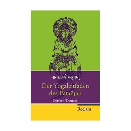 Palm Der Yogaleitfaden des Patañjali: Sanskrit/Deutsch - Preis vom 22.01.2020 06:01:29 h