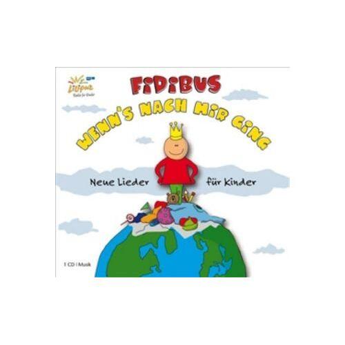 Fidibus - Wenn's nach mir ging: Neue Lieder für Kinder - Preis vom 03.09.2020 04:54:11 h