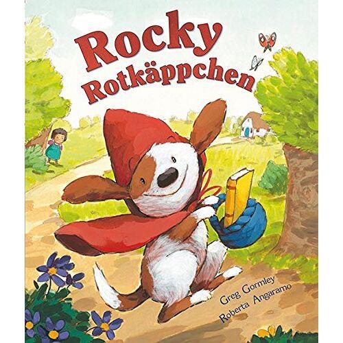 Parragon - Rocky Rotkäpchen - Preis vom 04.09.2020 04:54:27 h
