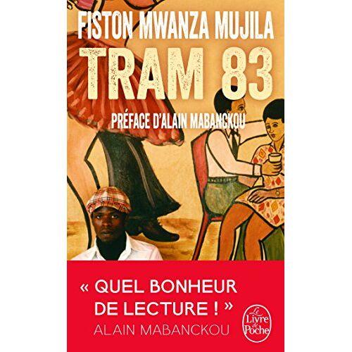 Fiston Mwanza Mujila - Tram 83 - Preis vom 25.01.2021 05:57:21 h
