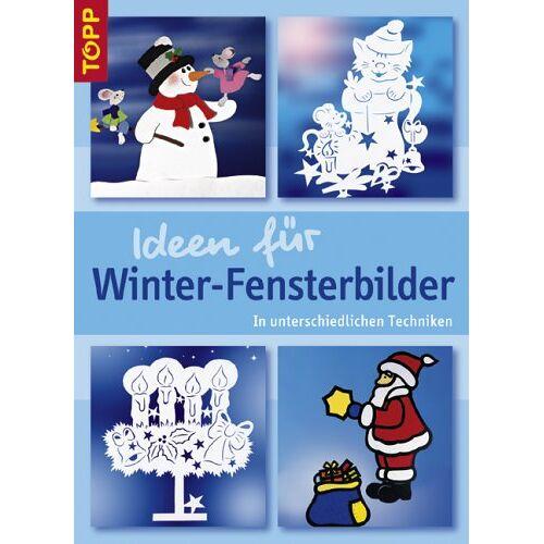 Monika Gänsler - Ideen für Winter-Fensterbilder - Preis vom 18.04.2021 04:52:10 h