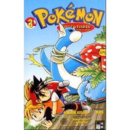 Kuasaka - Pokèmon: Pokemon, Adventures, Bd.3 - Preis vom 28.10.2020 05:53:24 h