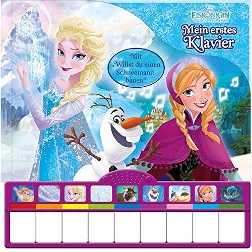 Disney Die Eiskönigin Mein erstes Klavier - Preis vom 21.10.2020 04:49:09 h