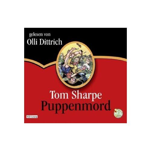 Tom Sharpe - Puppenmord: Schall & Wahn - Preis vom 17.01.2020 05:59:15 h