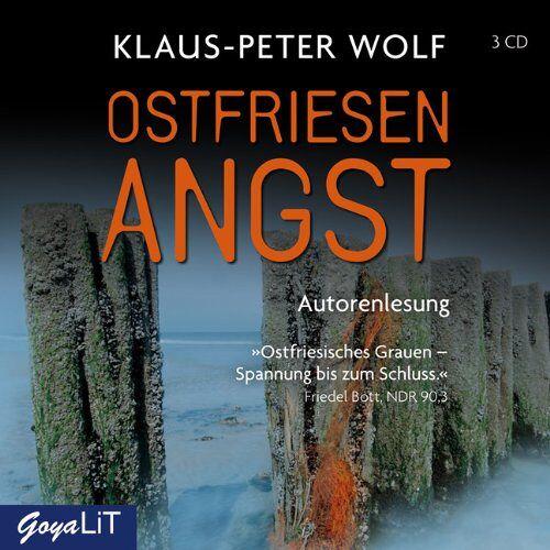 Klaus-Peter Wolf - Ostfriesenangst - Preis vom 05.05.2021 04:54:13 h