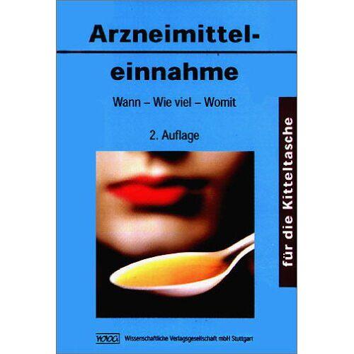 Jürgen Krauß - Arzneimitteleinnahme für die Kitteltasche - Preis vom 10.09.2020 04:46:56 h
