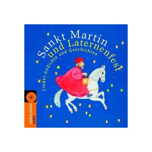 Jürgen Treyz - Sankt Martin und Laternenfest. CD: Lieder, Gedichte und Geschichten - Preis vom 16.04.2021 04:54:32 h