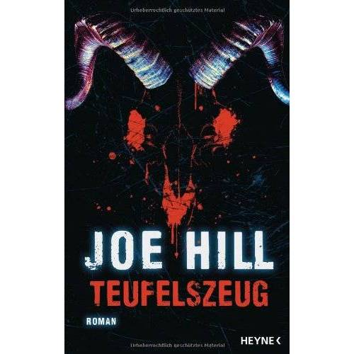Joe Hill - Teufelszeug - Preis vom 05.09.2020 04:49:05 h