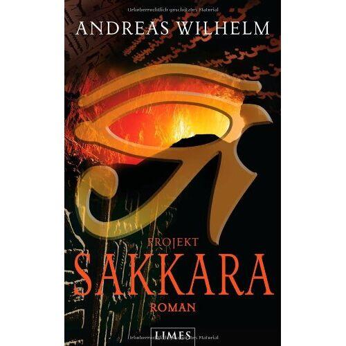 Andreas Wilhelm - Projekt: Sakkara: Roman - Preis vom 15.04.2021 04:51:42 h