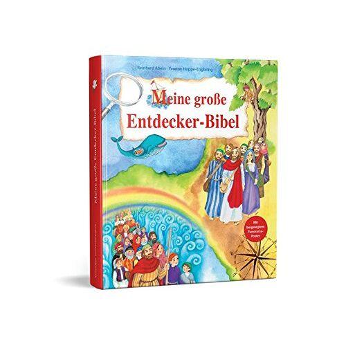 Vera Marquardt - Meine große Entdecker-Bibel - Preis vom 18.04.2021 04:52:10 h