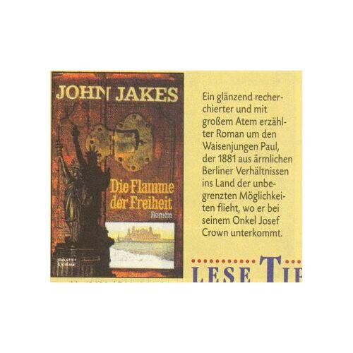 John Jakes - Die Flamme der Freiheit - Preis vom 06.05.2021 04:54:26 h