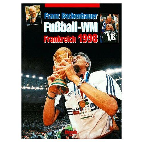 Franz Beckenbauer - Fußball- WM Frankreich 1998 - Preis vom 08.05.2021 04:52:27 h