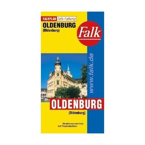 - Falkplan Falk-Faltung Oldenburg (Oldenburg) - Preis vom 05.05.2021 04:54:13 h