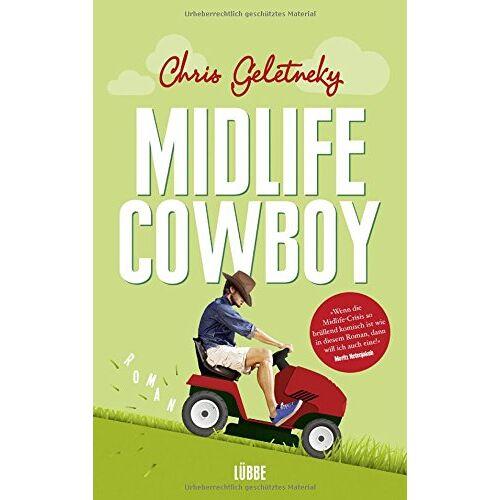 Chris Geletneky - Midlife-Cowboy - Preis vom 12.05.2021 04:50:50 h