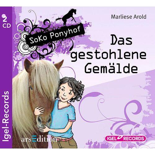 Marliese Arold - SoKo Ponyhof 02. Das gestohlene Gemälde - Preis vom 05.09.2020 04:49:05 h