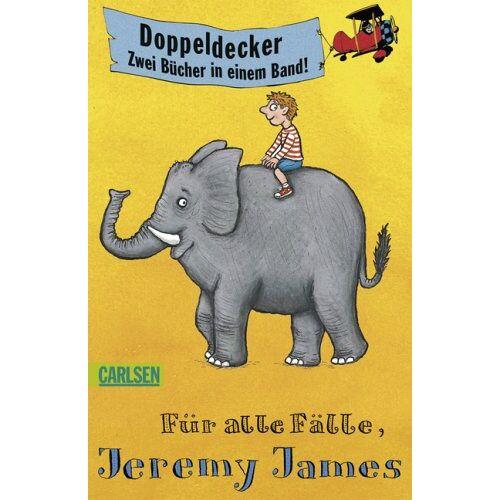 Wilson, David Henry - Jeremy James: Für alle Fälle, Jeremy James: Doppeldeckeraktion - Preis vom 03.09.2020 04:54:11 h