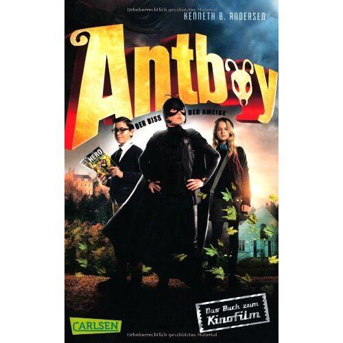 Andersen, Kenneth Bogh - Antboy - Der Biss der Ameise - Preis vom 13.05.2021 04:51:36 h
